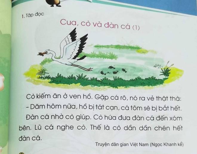 Bộ Giáo dục đề nghị Hội đồng thẩm định rà soát sách Tiếng Việt lớp 1 - Ảnh 1.