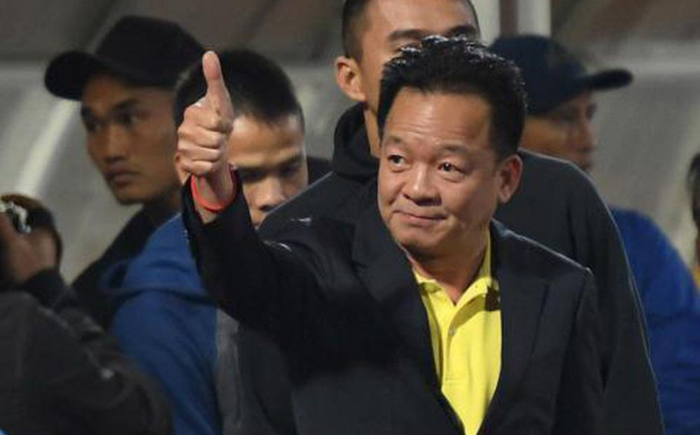 Bầu Hiển nhận niềm vui bất ngờ sau nỗi buồn chưa từng có tại V.League