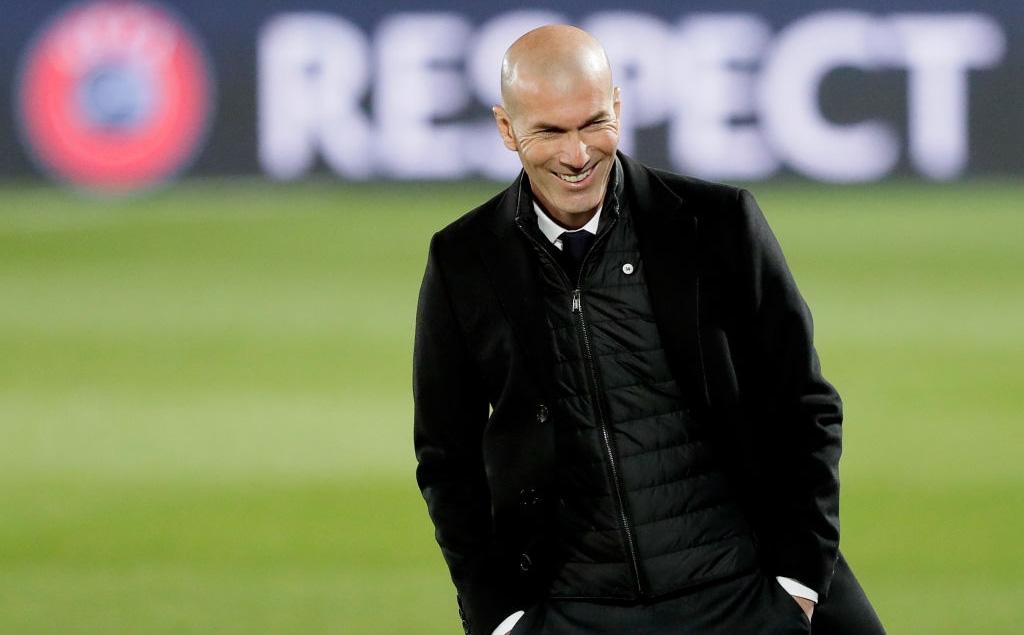 Zidane hóa giải sức mạnh của