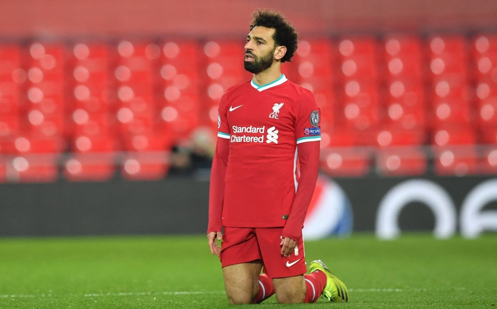 Liverpool tan mộng trước Real vì hàng công