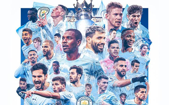 Đường đến chức vô địch Ngoại hạng Anh 2020/2021 của Man City