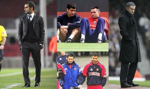 Pep Guardiola vs Mourinho: Ngày ấy và bây giờ