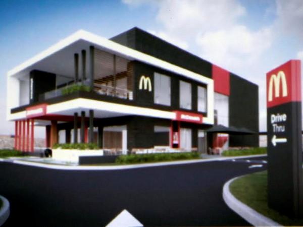 Cửa hàng McDonald's đầu tiên đặt tại quận 1, TP. HCM