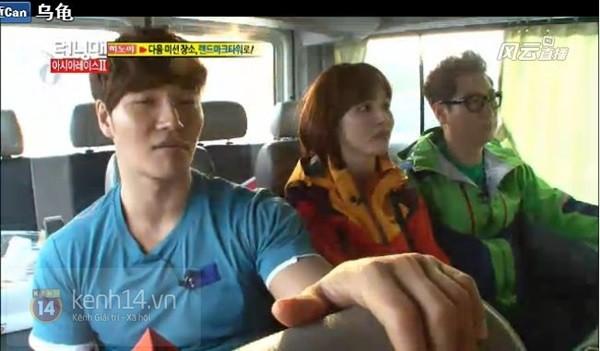 """Tập """"Running Man"""" quay ở Việt Nam đã lên sóng Hàn Quốc 6"""