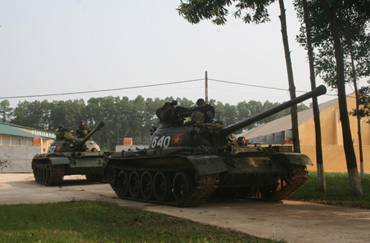 """T-54 - """"Xương sống"""" lực lượng xe tăng Việt Nam"""