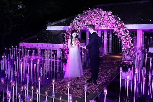 Ảnh cưới lãng mạn của Bích Huyền và chồng Tây - 5