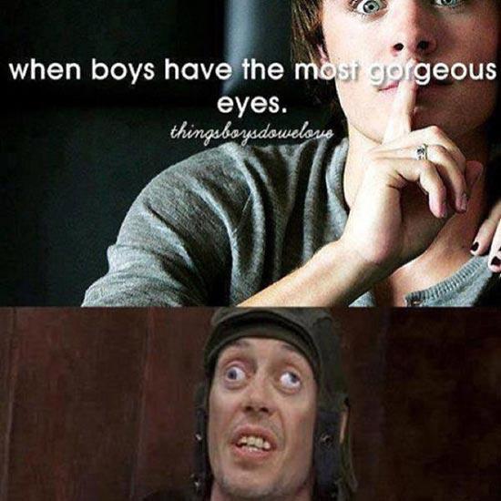 Những điều hài hước về con trai