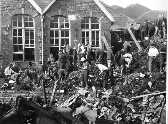 Thảm họa Aberfan - nơi khởi đầu của giác quan thứ sáu
