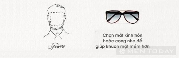 Chọn kính mắt phù hợp với gương mặt  3