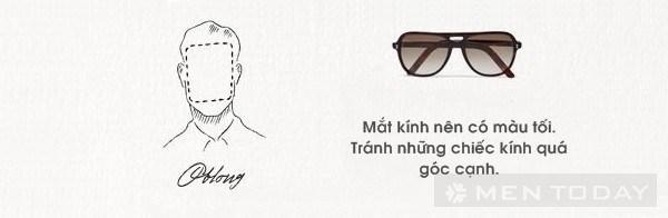 Chọn kính mắt phù hợp với gương mặt  4