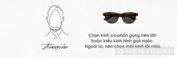 Chọn kính mắt phù hợp với gương mặt  5