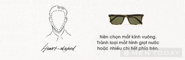 Chọn kính mắt phù hợp với gương mặt  6