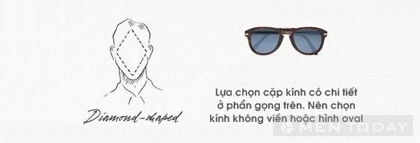 Chọn kính mắt phù hợp với gương mặt  7