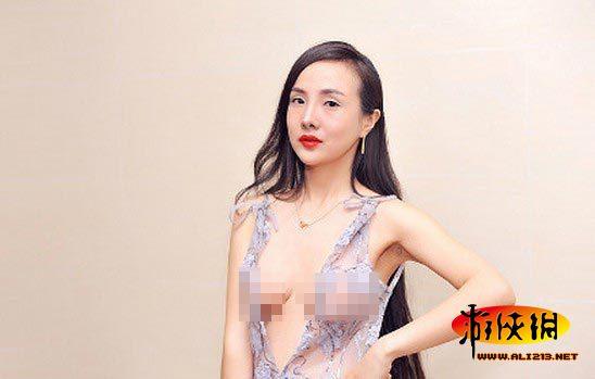 Hậu trường buổi chụp hình khoe ngực của chị em Can Lộ Lộ 1