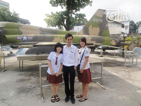 Gặp thầy giáo 9x siêu dễ thương ở Sài Gòn