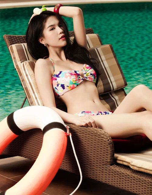 Đi tìm người mẫu nội y đẹp nhất châu Á, Thời trang, nguoi mau noi y dep nhat chau a, nguoi mau noi y, Ngoc Trinh, Elly Tran, Chau tu na, chau vi dong, Jessica C, Park Han Byul, thoi trang noi y, thien than noi y, nu hoang noi y