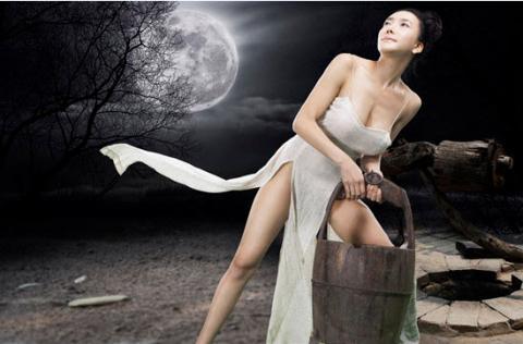 'Đốt mắt' với tạo hình của dâm phụ Phan Kim Liên - 3