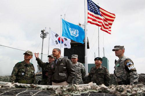 """Chiến lược """"trò chơi"""" của Mỹ trên bán đảo Triều Tiên"""