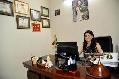 Thăm nhà của ca sĩ Thanh Thảo
