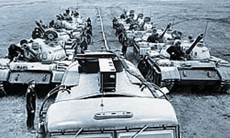 Giải mật cuộc tập trận quy mô chưa từng có năm 1979