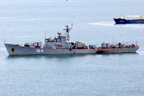 Những 'sát thủ săn ngầm' của Hải quân Việt Nam