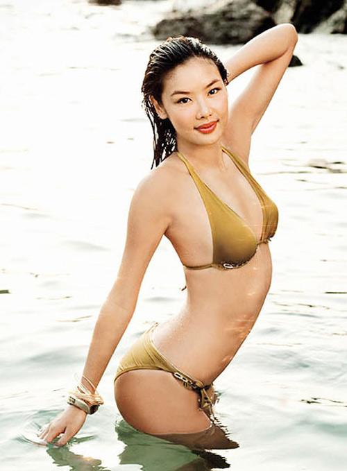 Mỹ nhân gốc Việt khuynh đảo showbiz thế giới - 3