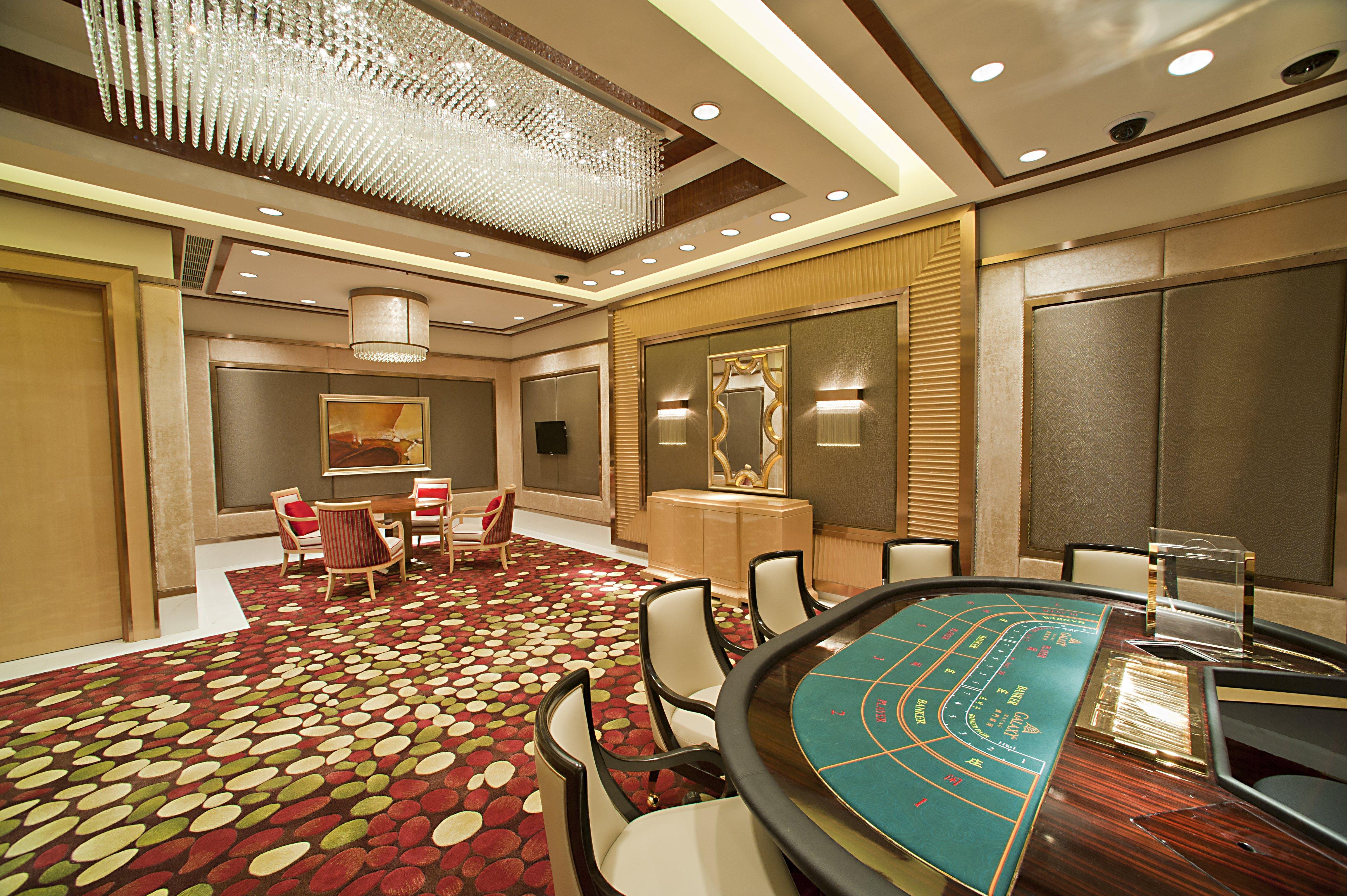 Macau casino free room