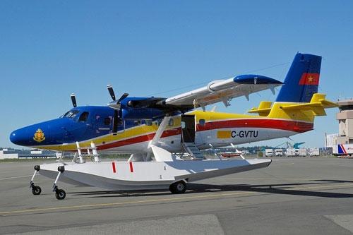 Việt Nam đã đặt mua 6 thủy phi cơ DHC-6 Twin Otter rất thích hợp cho việc tuần tra, giám sát biển.