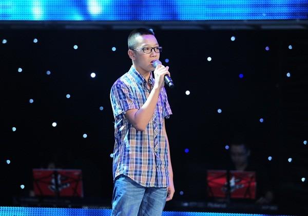 """The Voice Kids tập 1: Bé gái 9 tuổi khiến HLV Thanh Bùi """"nổi da gà"""" 2"""