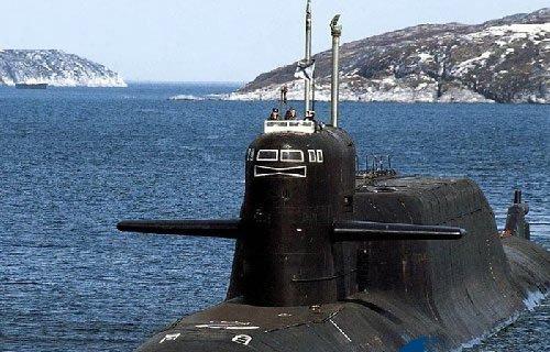 Tàu ngầm lớp Delta
