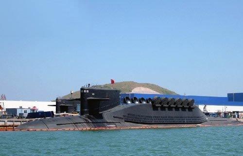 Tàu ngầm lớp Tấn 094 của Trung Quốc