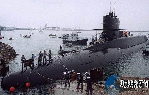 Tàu ngầm lớp Le Redoutable của Pháp