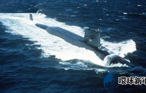 Tàu ngầm lớp La Fayette của Mỹ