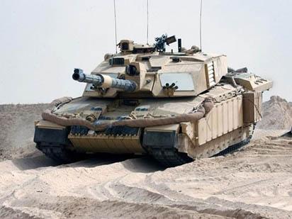 Thiết bị này có thể làm ngừng hoạt động của xe tăng từ xa. (Ảnh minh họa)