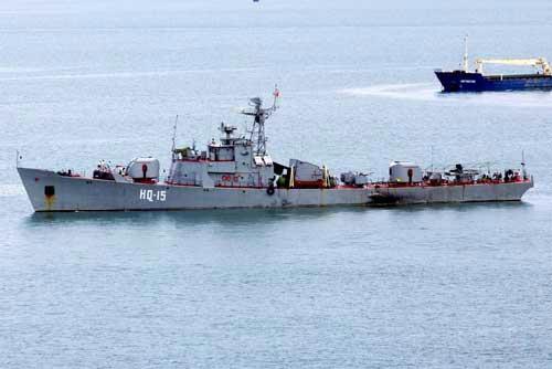 Tàu hộ tống săn ngầm Petya không còn phù hợp với chiến tranh hải quân hiện đại.