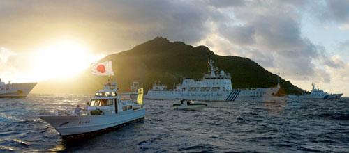 Nhật cảnh báo Trung Quốc dùng vũ lực trên biển