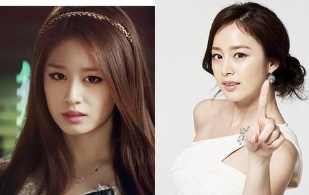 Kim Tae Hee Ji Yeon Những cặp c...