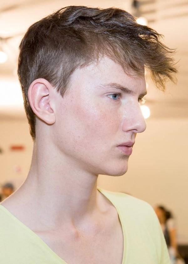 15 phút tạo kiểu tóc xoăn rối lãng tử  4