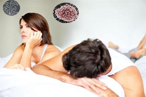 5 bệnh lây nhiễm qua đường tình dục chị em dễ mắc phải 1