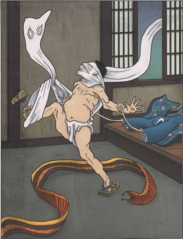 Những con ma vui nhộn trong truyền thuyết Nhật Bản 2