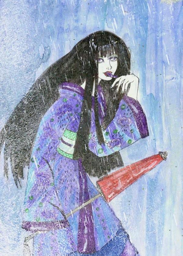 Những con ma vui nhộn trong truyền thuyết Nhật Bản 11