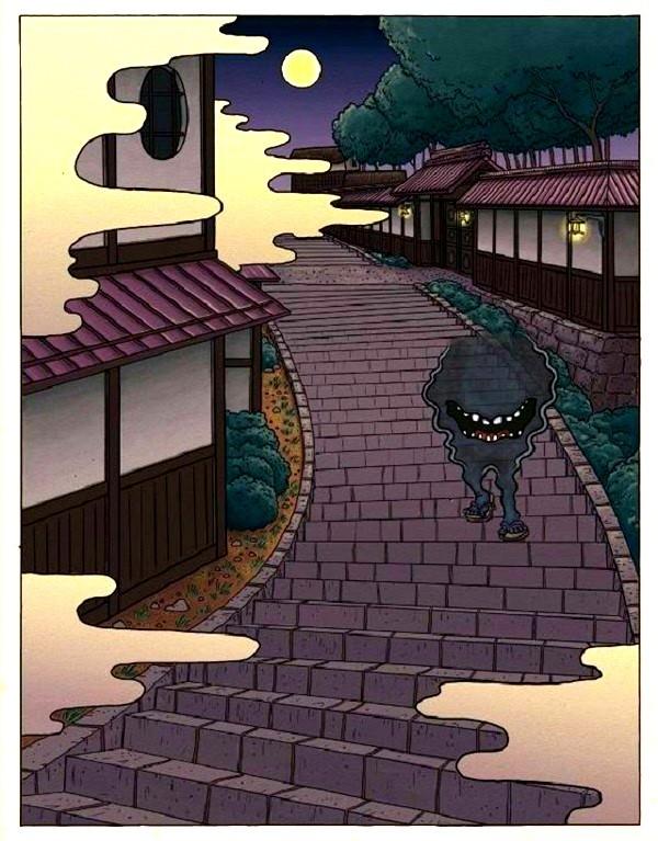 Những con ma vui nhộn trong truyền thuyết Nhật Bản 13