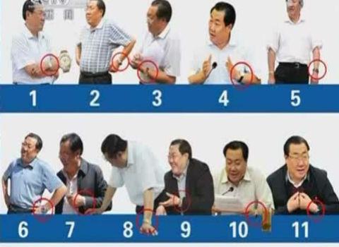 Bộ sưu tập đồng hồ hàng hiệu của Dương Đạt Tài