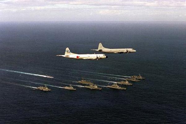 Nhật có kế hoạch trang bị thêm 80 máy bay săn ngầm hiện đại P-1