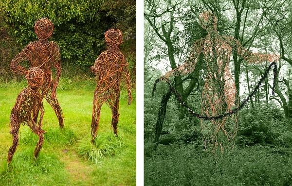 """Những khu vườn tượng ma quái khiến bạn """"choáng váng"""" 22"""