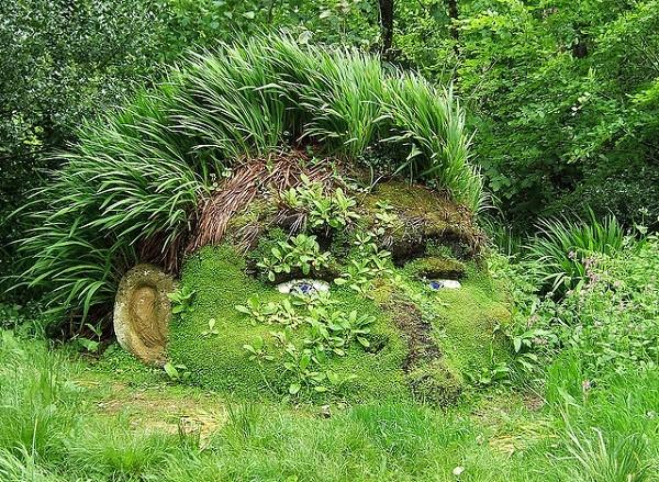 """Những khu vườn tượng ma quái khiến bạn """"choáng váng"""" 25"""