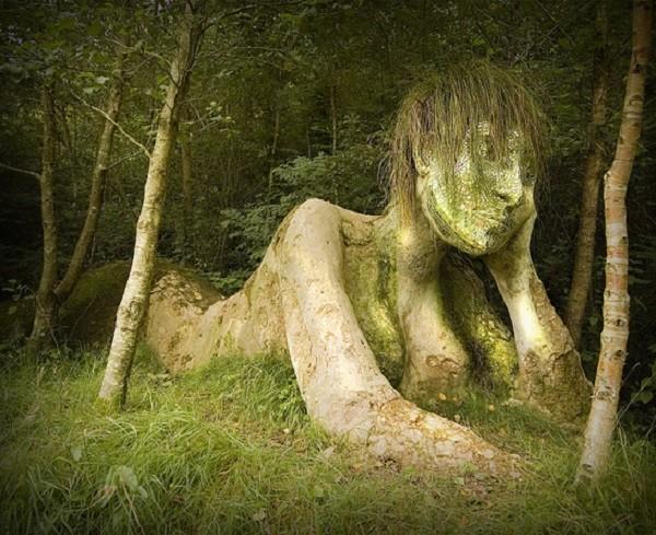 """Những khu vườn tượng ma quái khiến bạn """"choáng váng"""" 27"""
