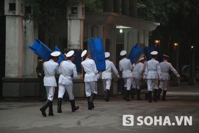 Tường thuật trực tiếp lễ viếng Đại tướng Võ Nguyên Giáp