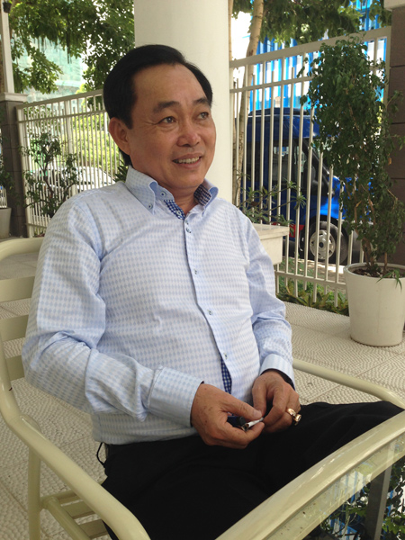 Ông Huỳnh Uy Dũng.