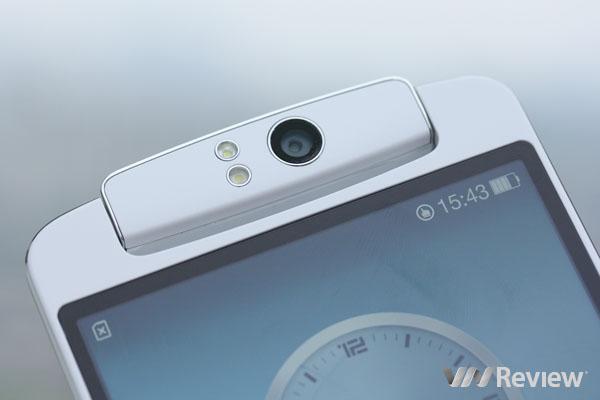 Trên tay điện thoại Oppo N1 chính hãng